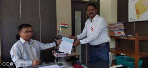 Jagadguru Narendracharya Maharaj Sansthan, Nanijdham, contributes 1 Crore 2 Lacs towards Relief Funds to combat Covid-19 pandemic