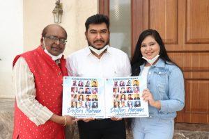 Doctors Mahaan - Ram Shankar, Sneha Shankar & Aditya Shankar's musical tribute to corona warriors fighting from the frontline to save lives.