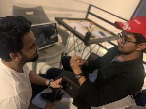 "Bollywood Director Imtiaz Ali"" inspires the generation NEXT director Shivam Khurana."