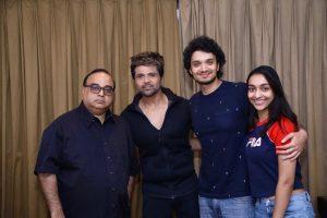 Rockstar composer-singer Himesh Reshammiya music set to create the trendsetting craze for film 'Bad Boy'