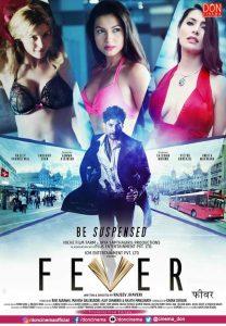 """ FEVER"" Fever is a suspense thriller."