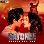 "Lucky Nadiadwala Morani Productions presents film ""SAYONEE""- A musical action thriller"