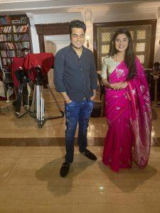 Rohit Gupta pranks three leading television bahus - Rashmi Desai, Rupali Ganguly & Kanika Maan