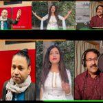 "Singer Shibani Kashyap, Kailash Kher, and Sudesh Bhosle's heartfelt musical tribute to corona warriors ""Toofano Se"""